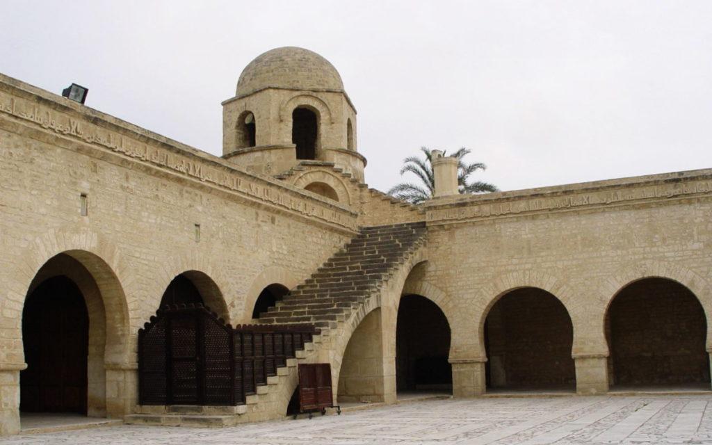 Grosse Moschee von Sousse