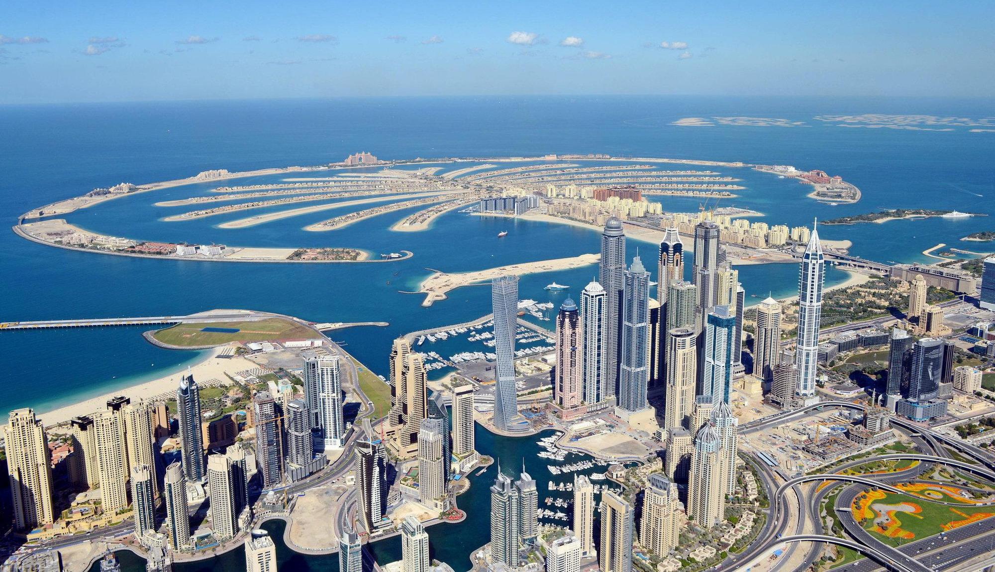 Дубай – роскошный отдых на берегу Персидского залива