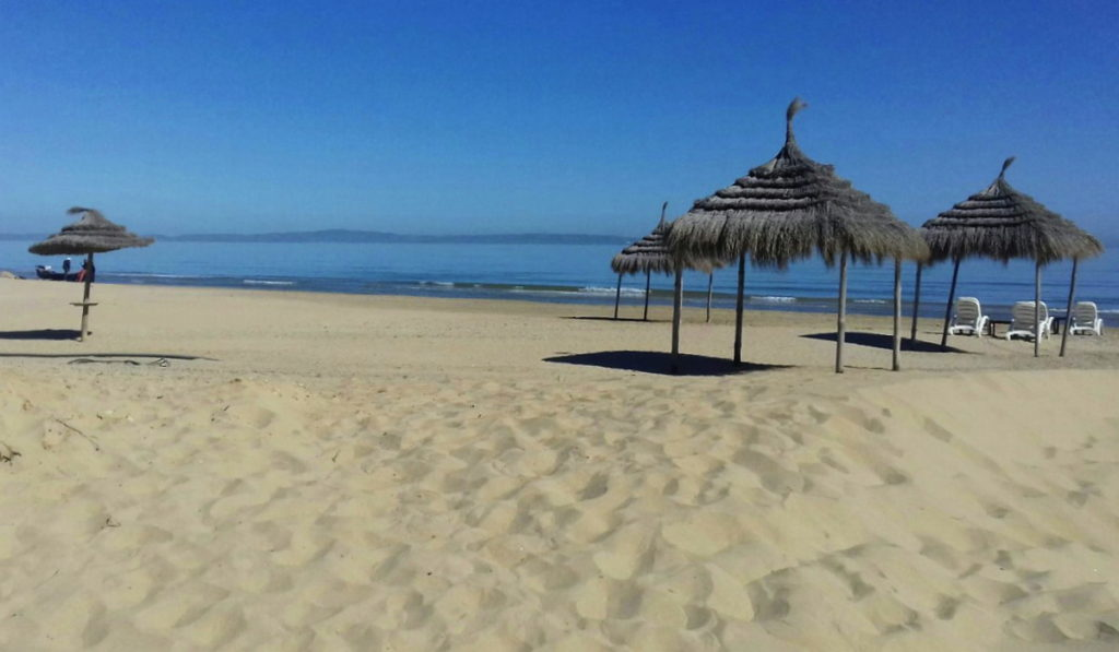 гаммарт пляж