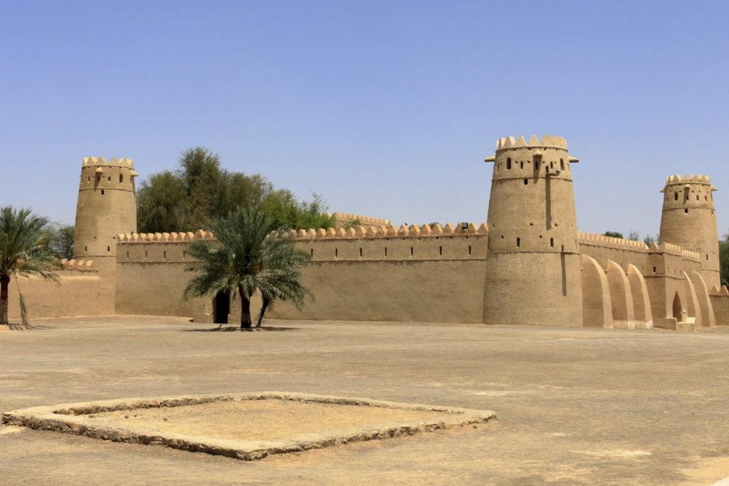 форт Аль Джахили
