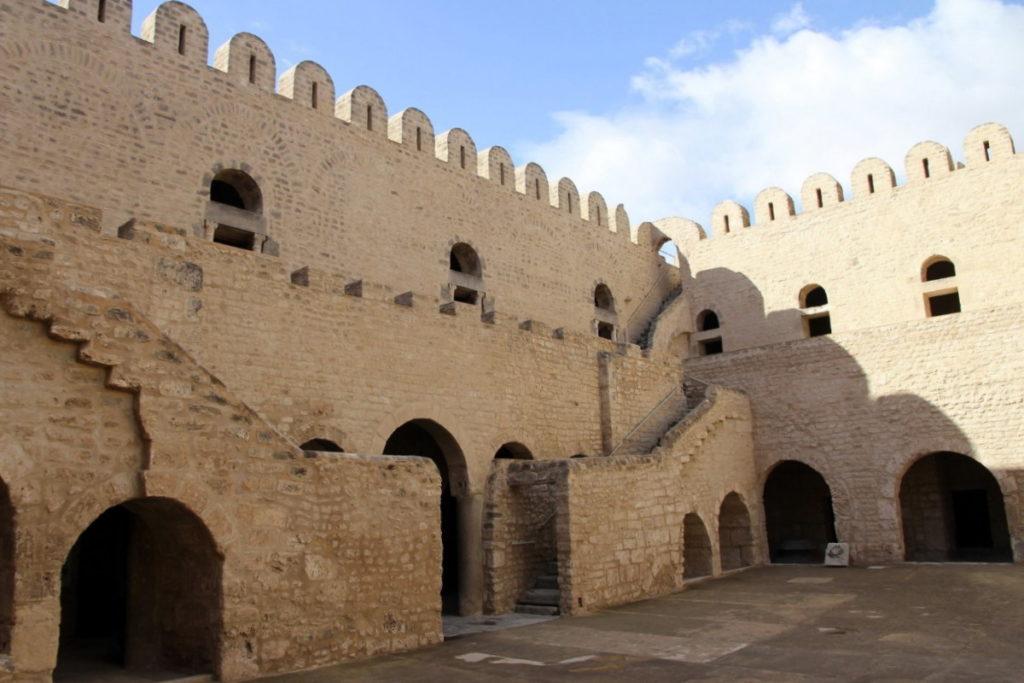Сусс крепость Рибат