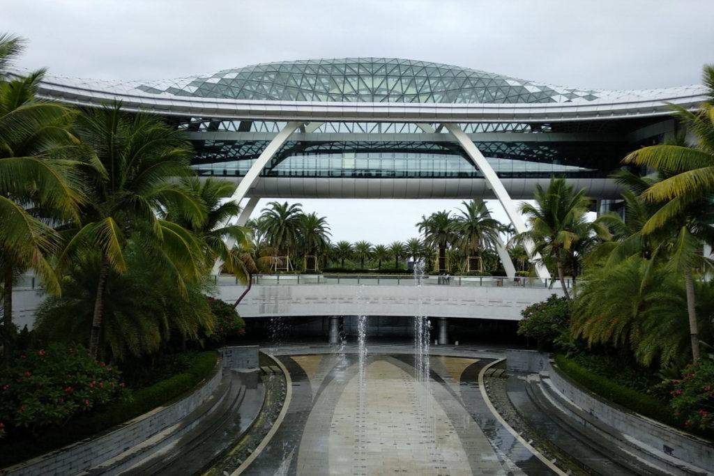 Duty Free Shopping Complex