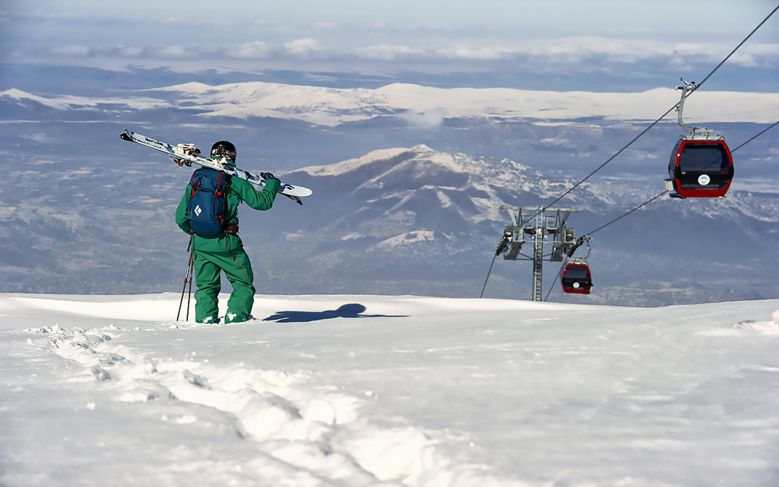 Erciyes Ski Center