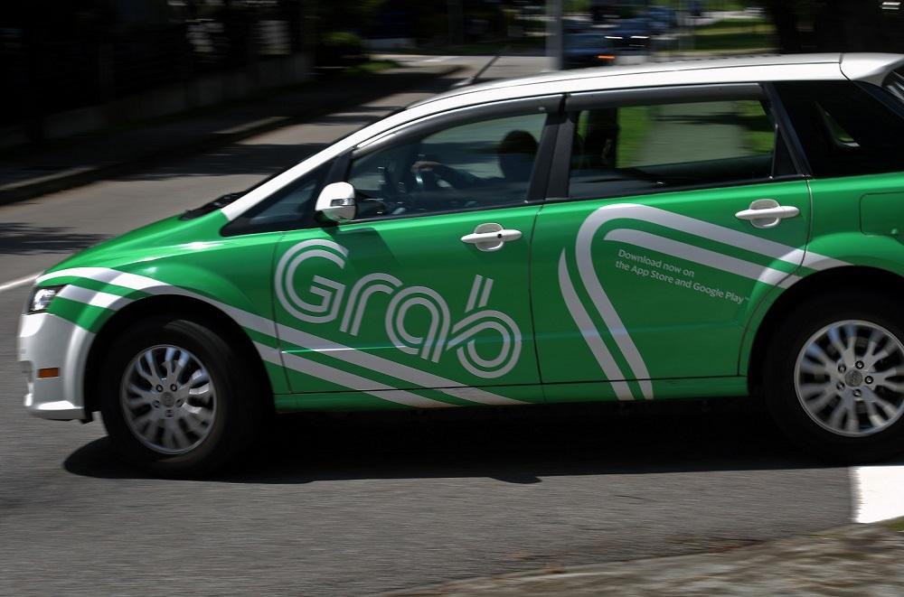Grab такси