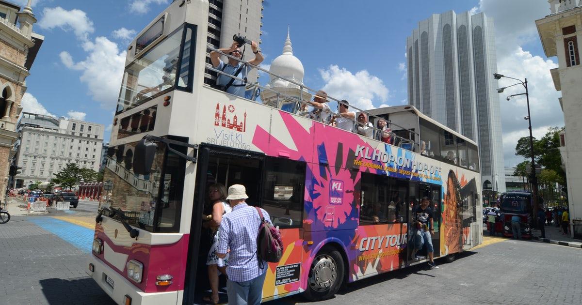 Автобус Hop on - Hop off: