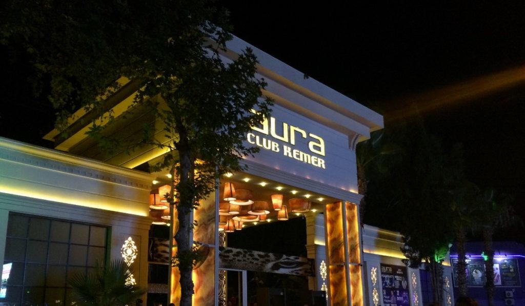 ночной клуб Аура