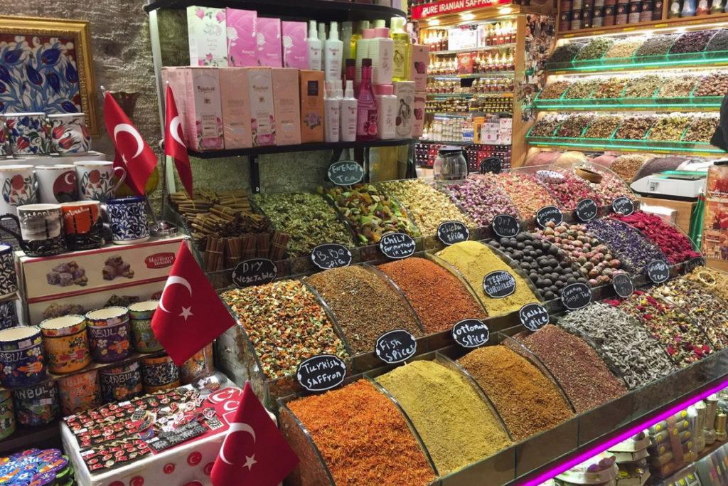 стамбул египетский базар