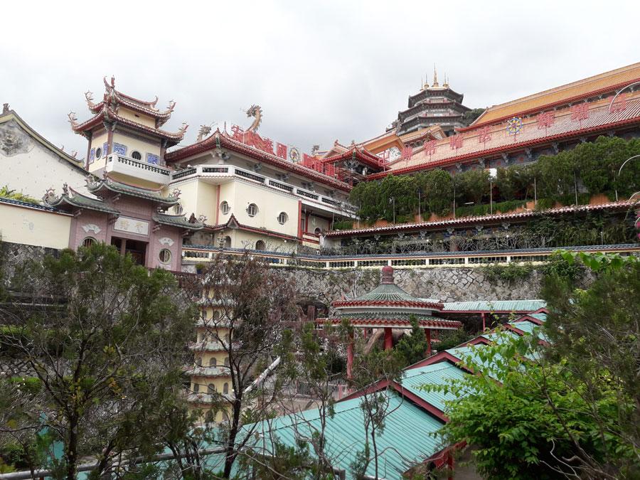 Храм в Кек Лок Си