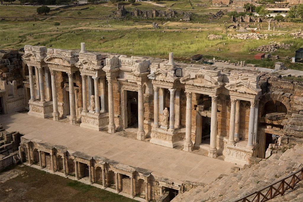 город Иераполис