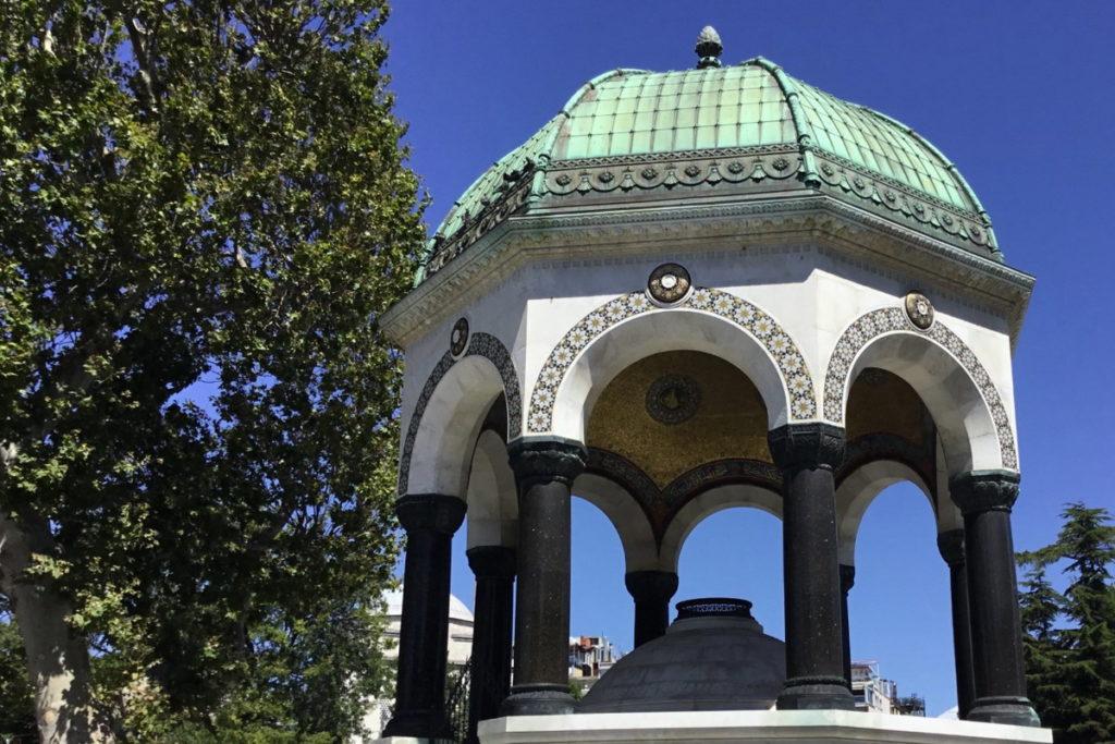 фонтан вильгельма