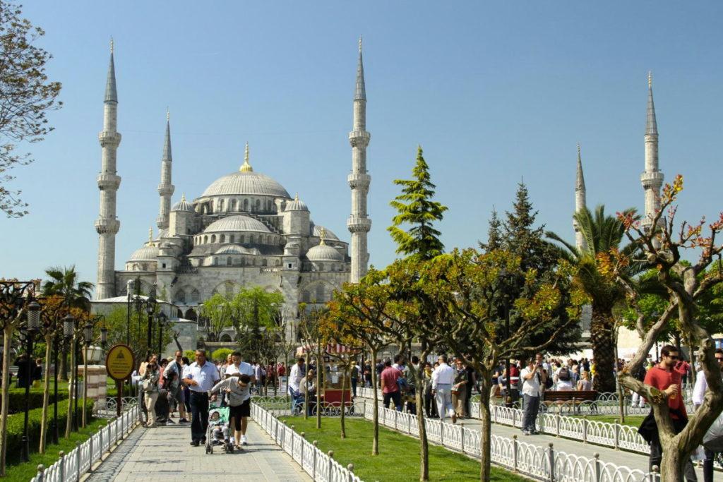 площадь Султанахмет