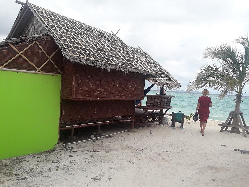 Бунгало на пляже