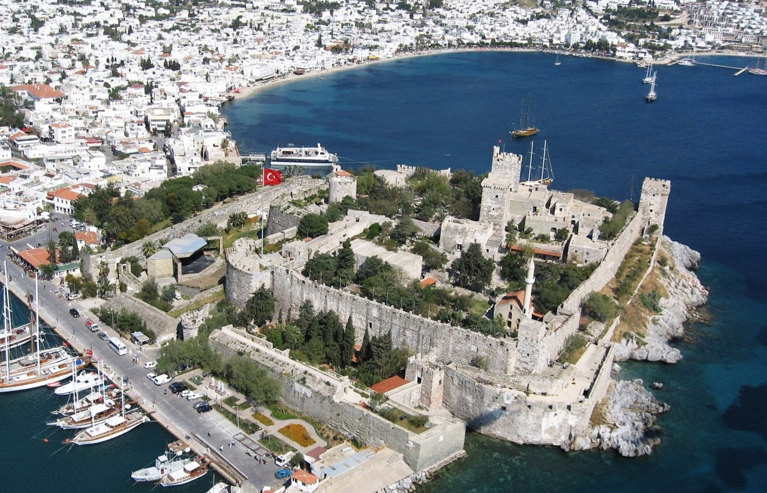 Обзор курортов Турции на Эгейском море