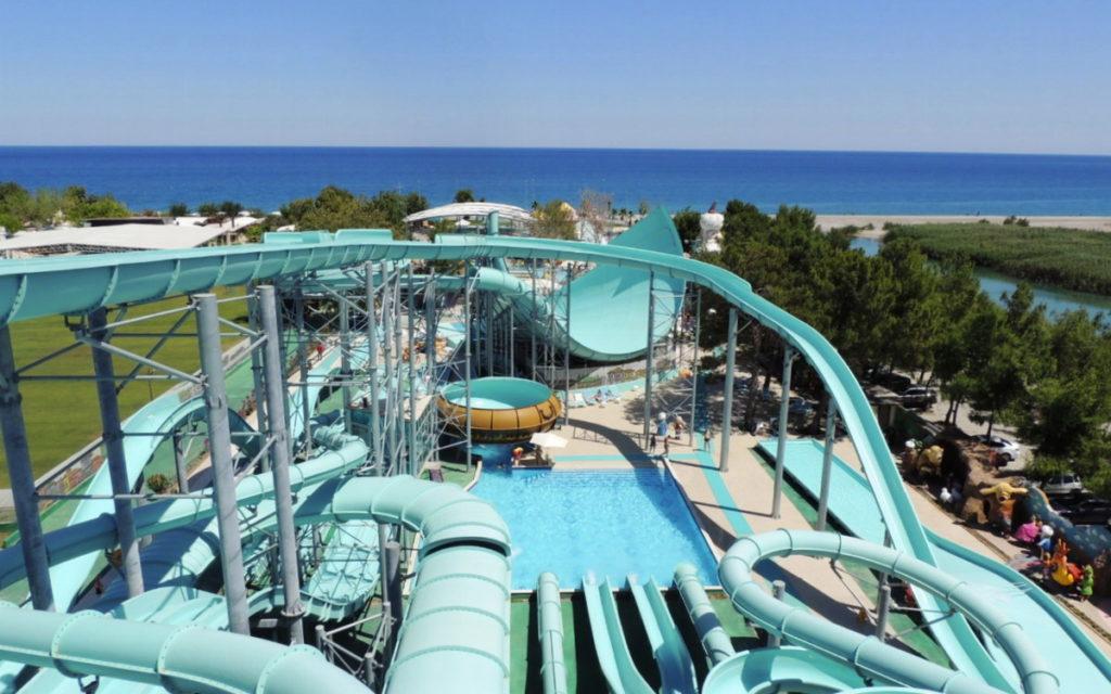 аквапарк Долу Су