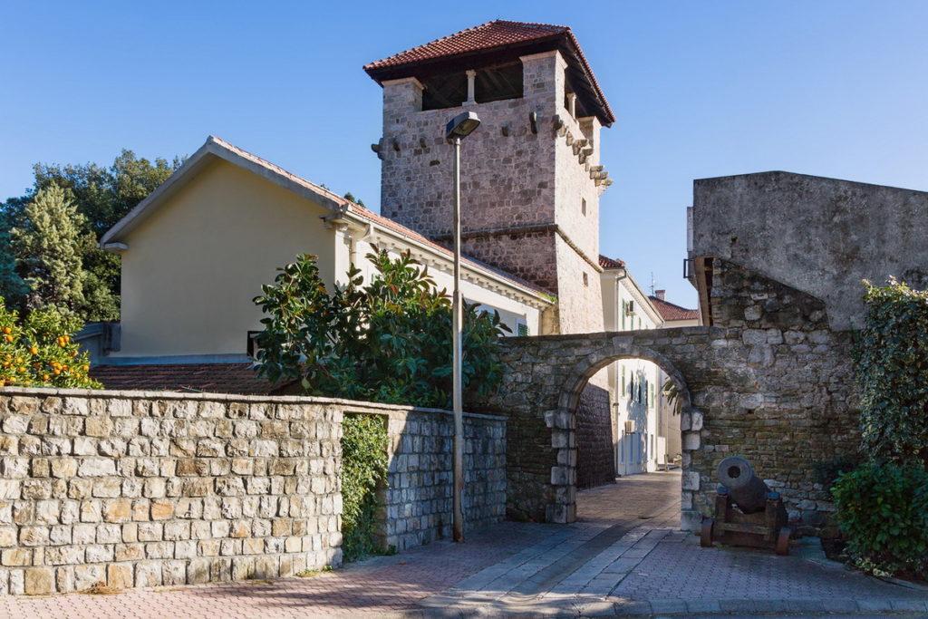 Тиват дворец Буча