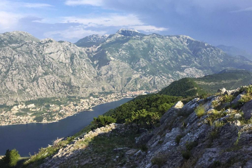 Гора Врмац Черногория