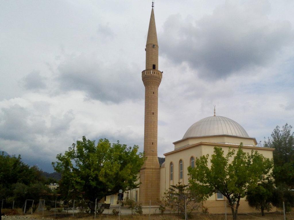 Мечеть в Кирише