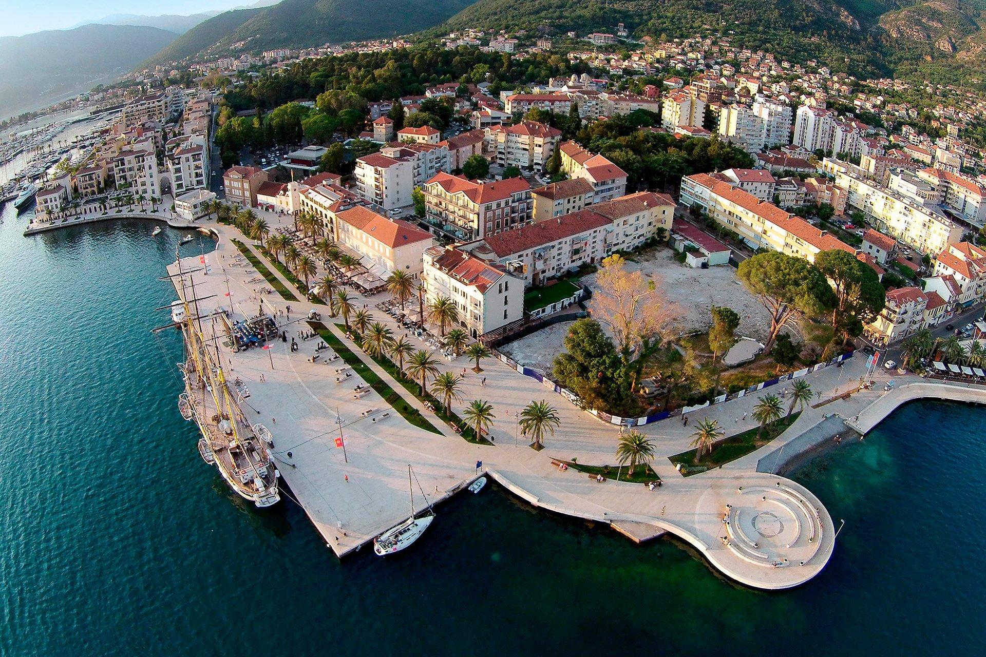 тиват черногория