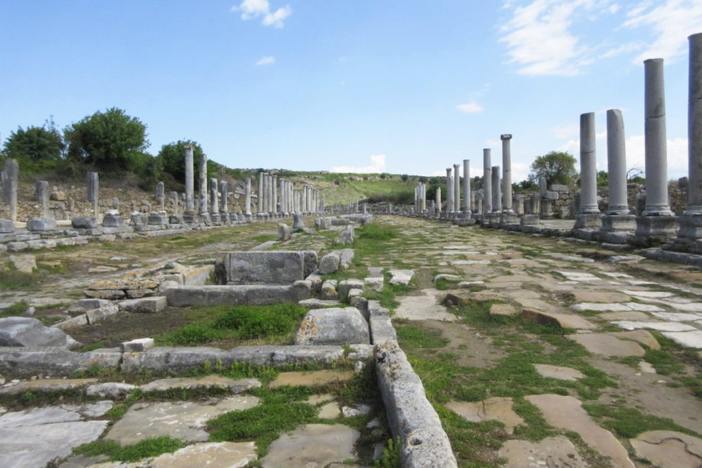 Perge Ancient City