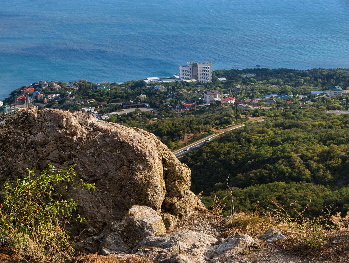 Форос Крым
