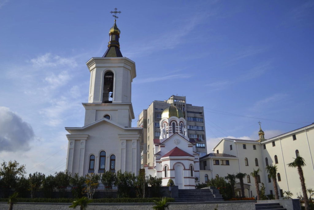 Партенит монастырь