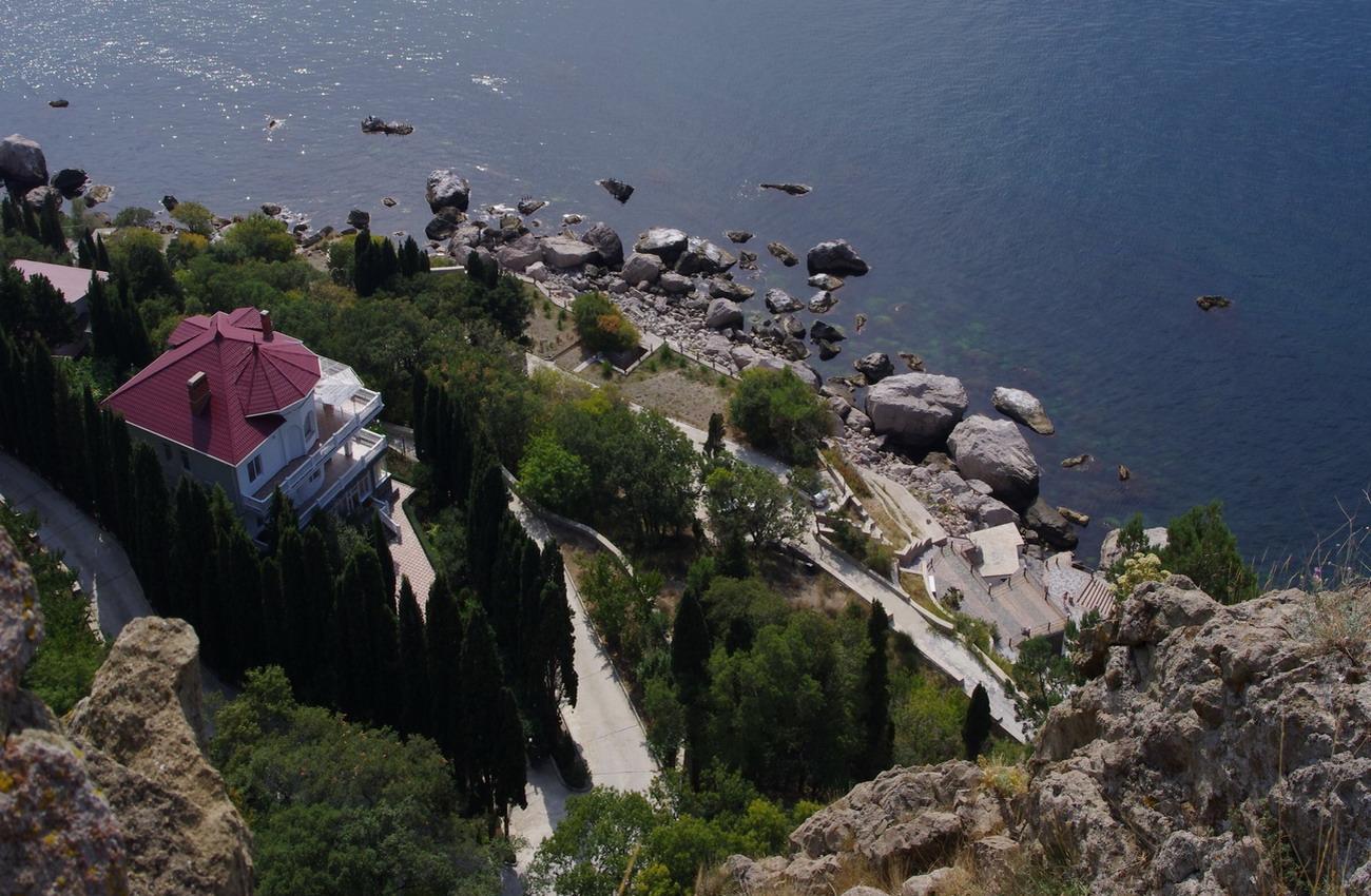 Кастрополь Крым