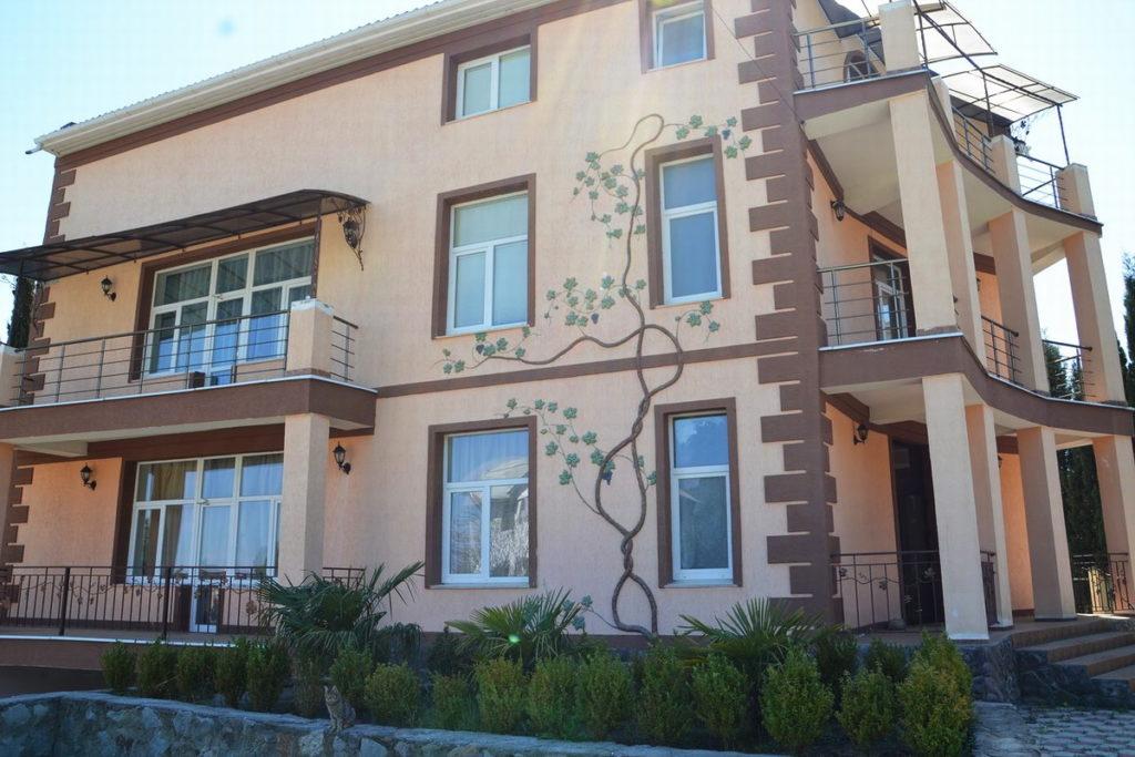 гостевой дом Виноград