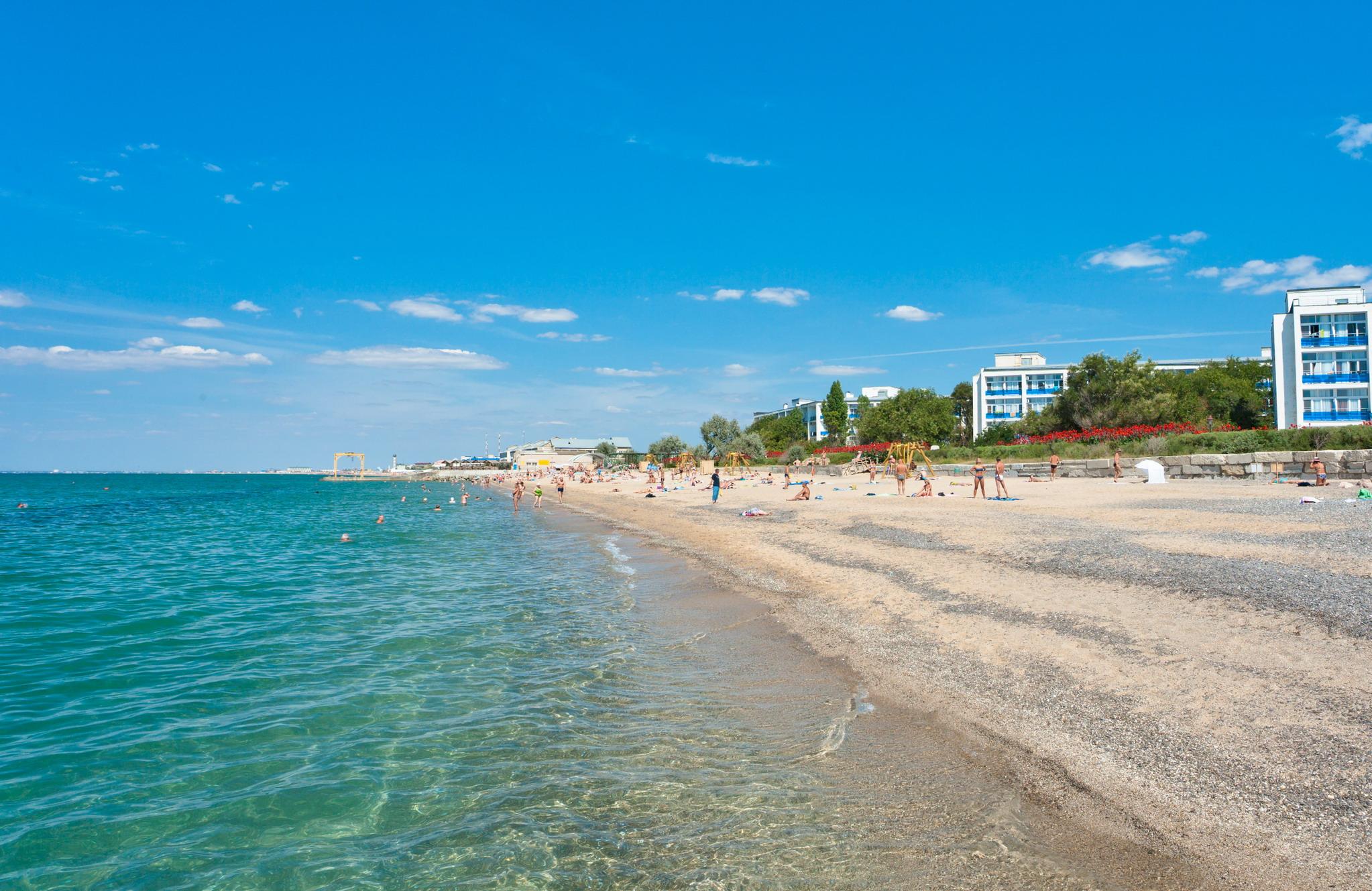 курорт Саки Крым