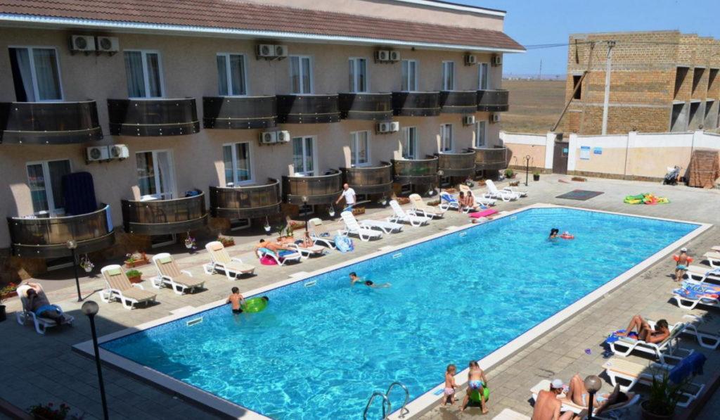отель Саванна
