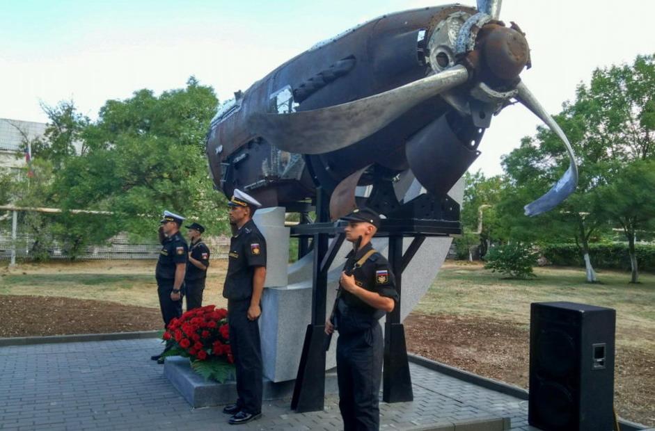 мемориал летчикам в Каче