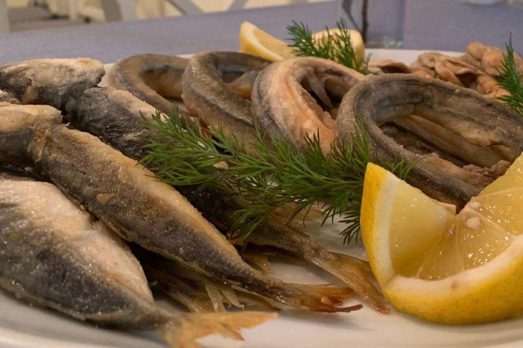 ресторан Вино и рыба
