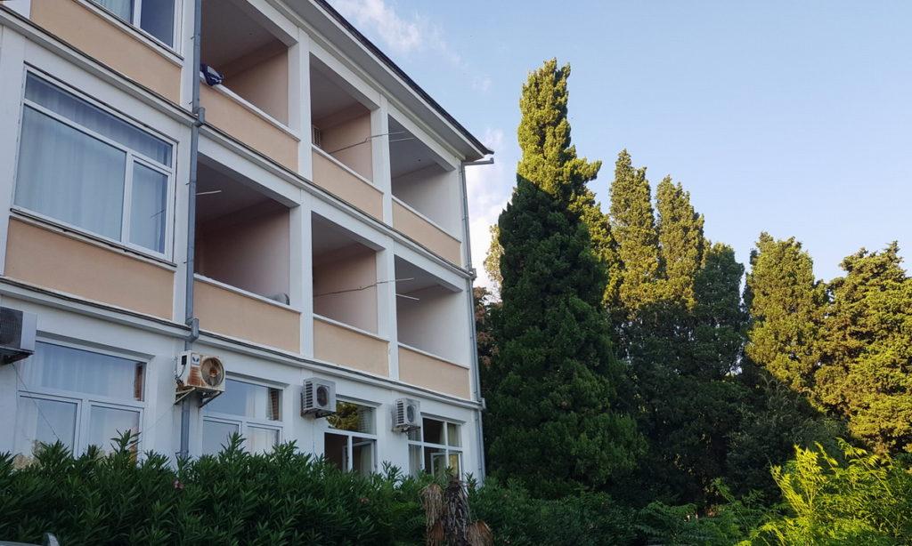 Отель Ассоль парк