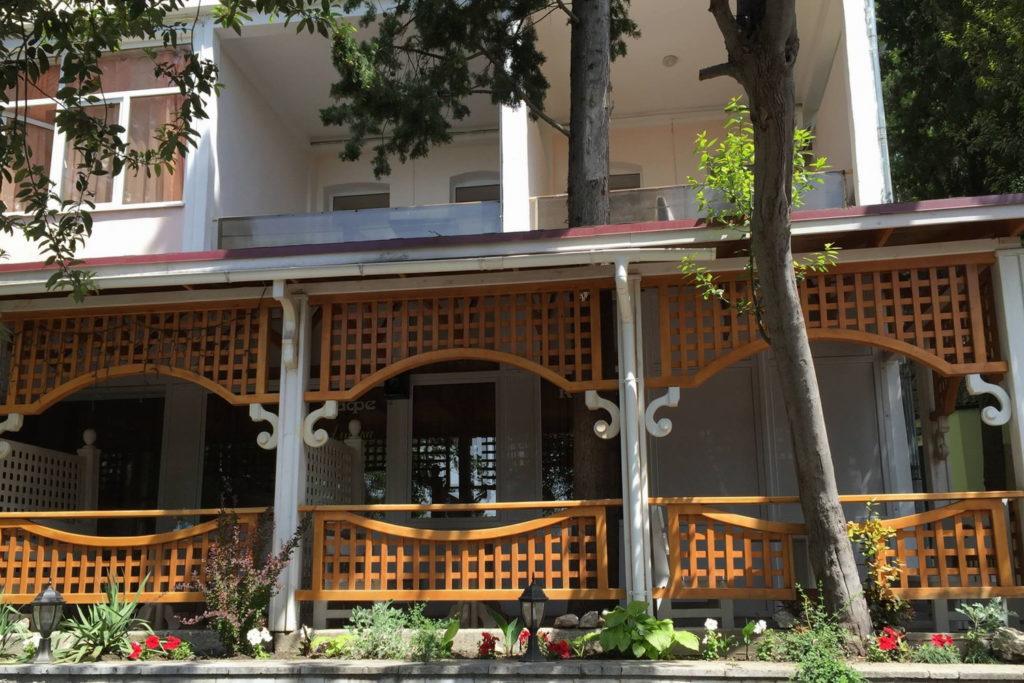 Отель Алупка