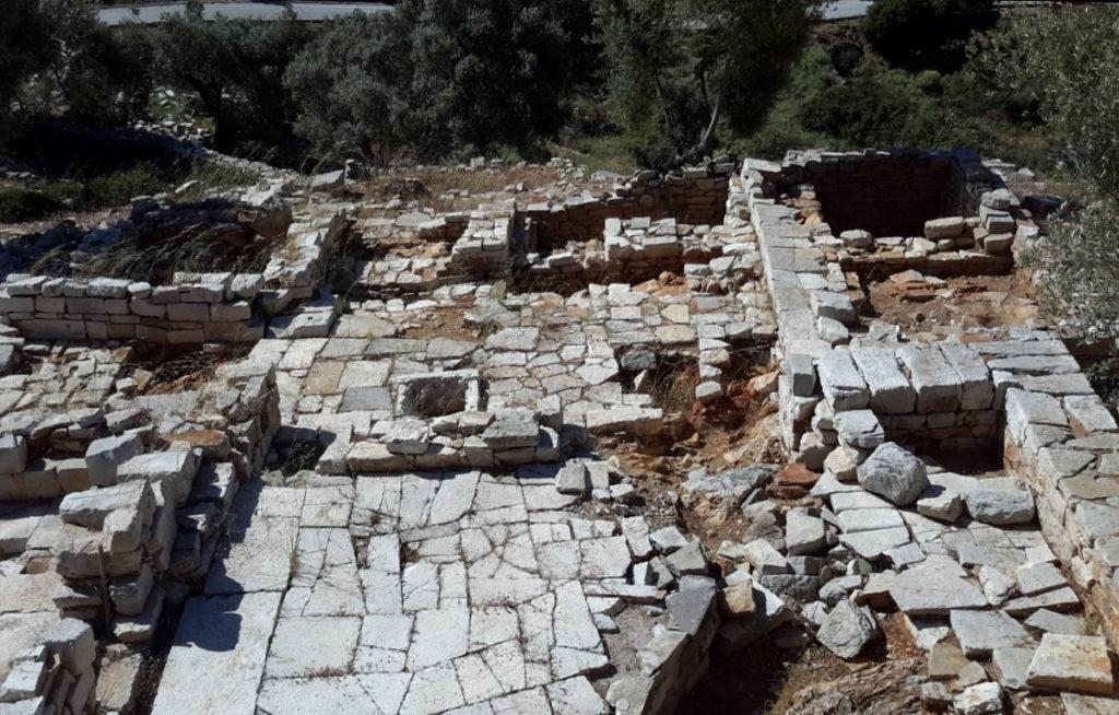 руины города Педаса