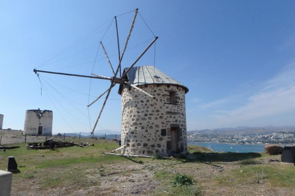 Ветряные мельницы Бодрум