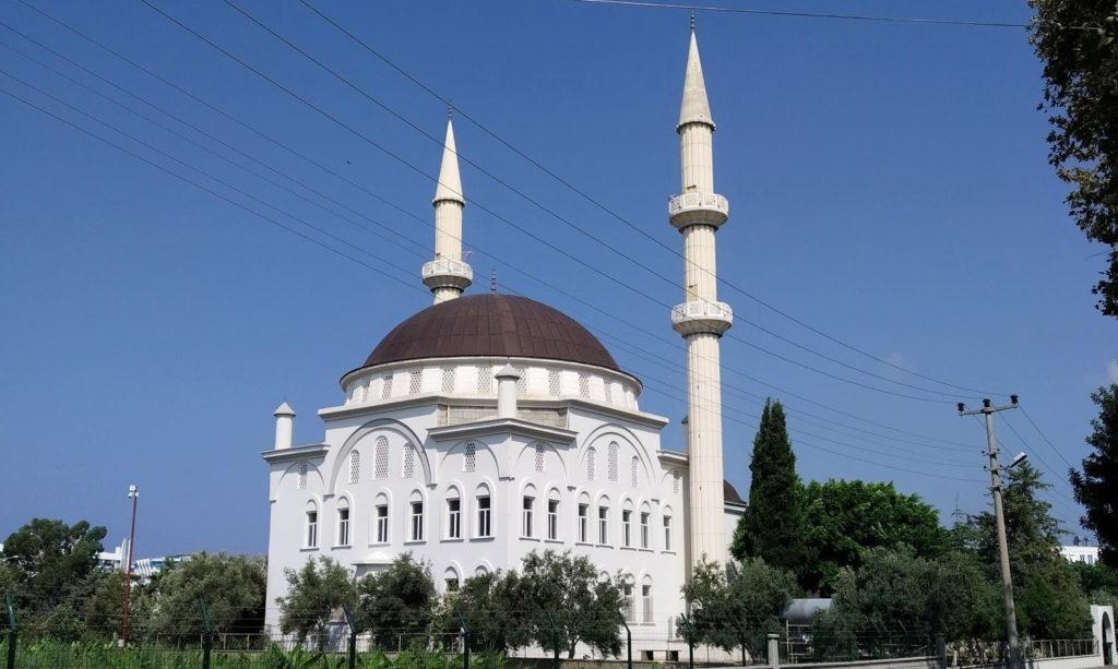мечеть Авсаллара