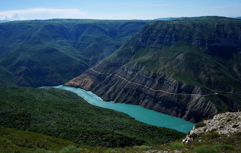 Сулакский каньон — жемчужина Дагестана