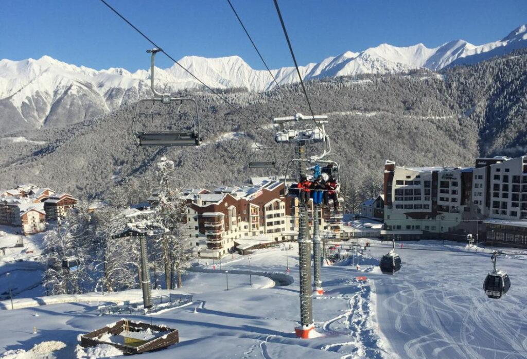 Rosa Ski Inn Hotel