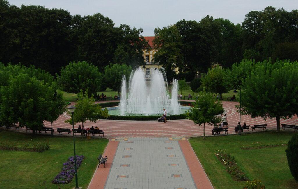 Баня Ковиляча Сербия