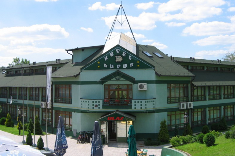 Баня Канижа отель Лупус