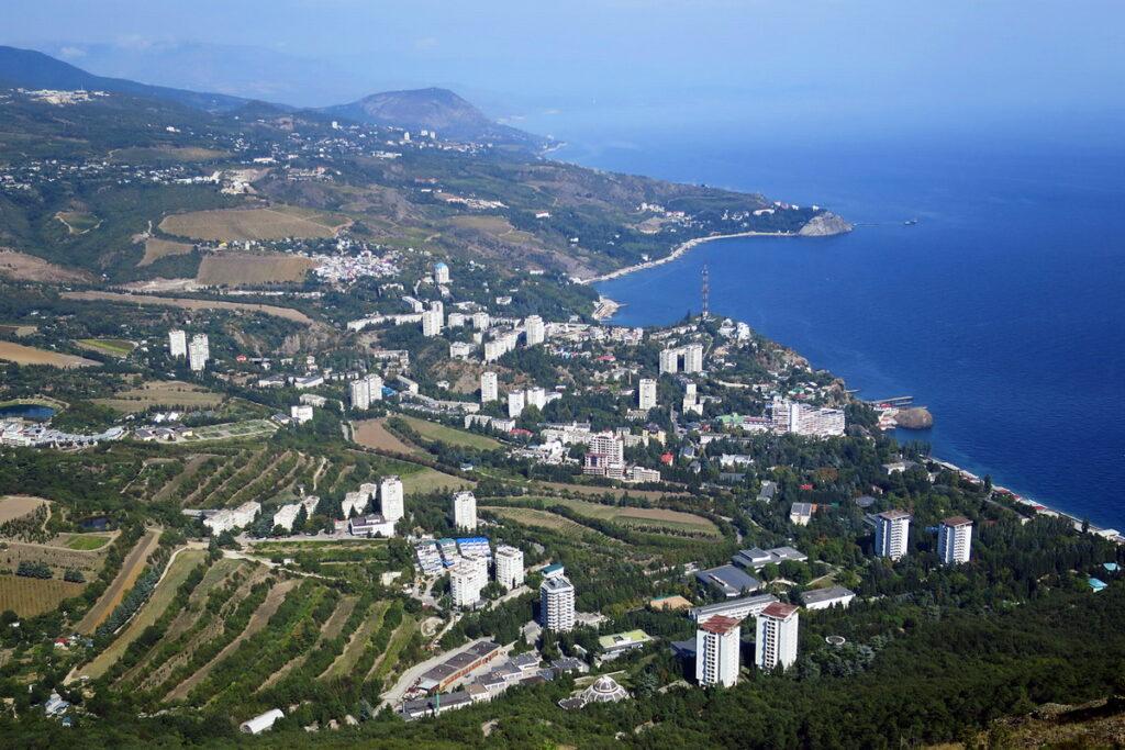 Партенит Крым