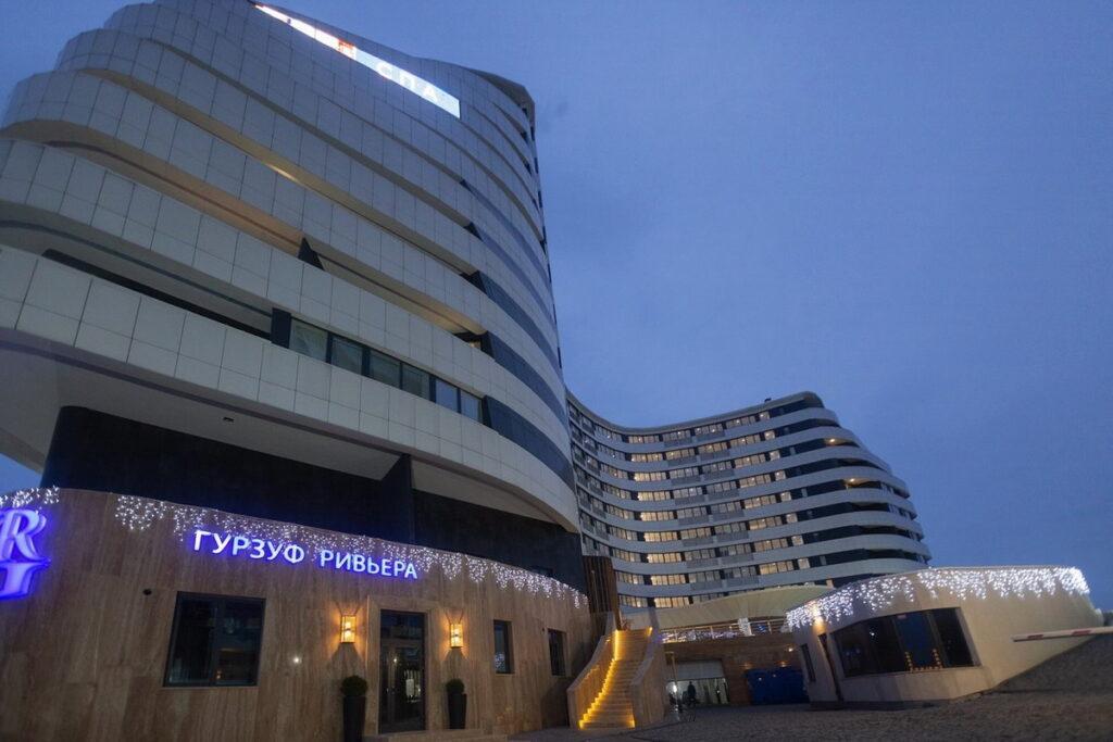 Апарт-отель Гурзуф Ривьера