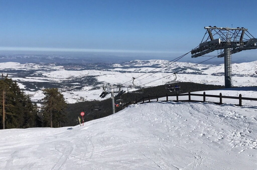 Лыжный центр Торник