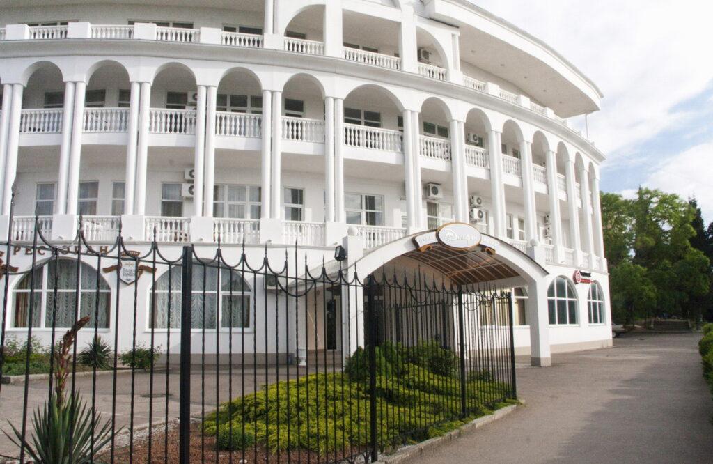 гостиница Дельфин