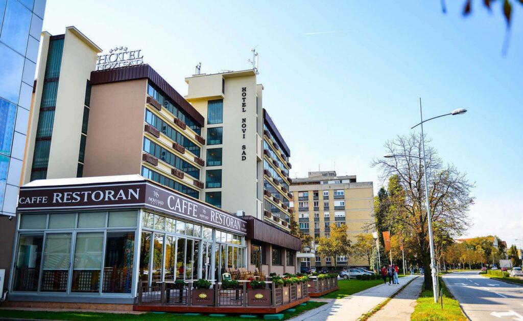Отель Novi Sad