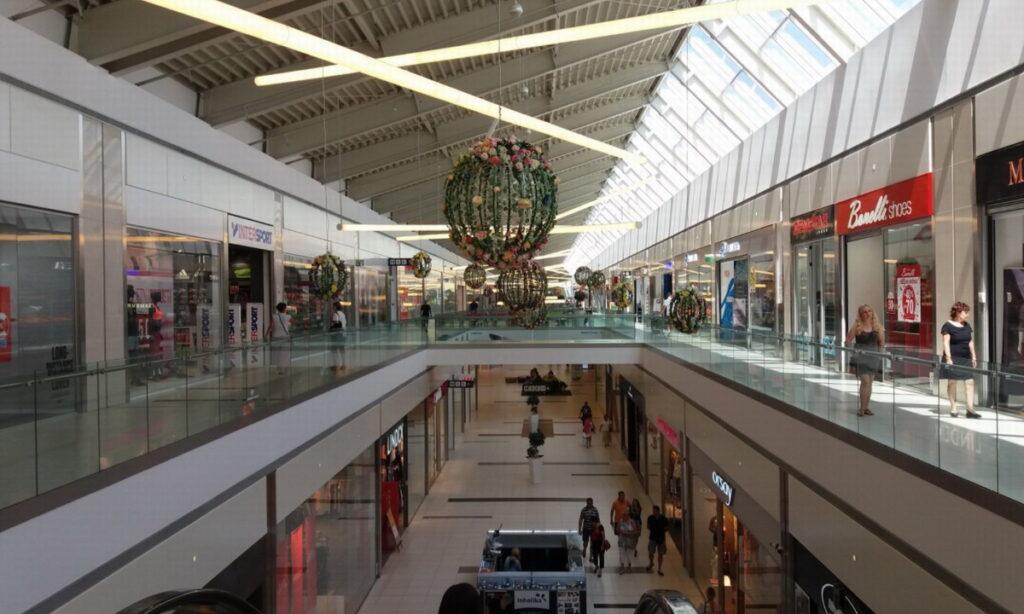 шоппинг в Нови-Сад