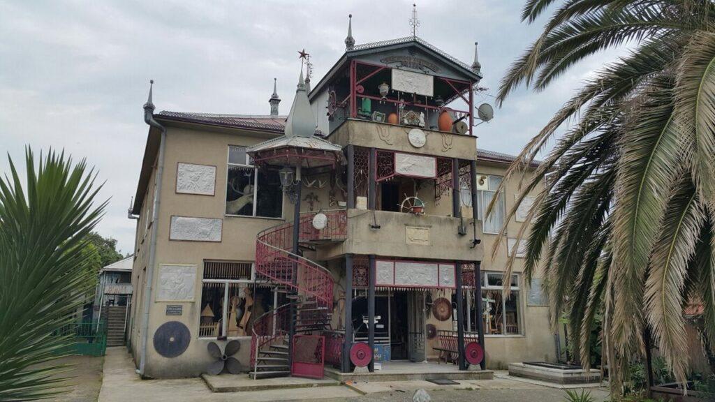 Этнографический дом-музей Хецуриани