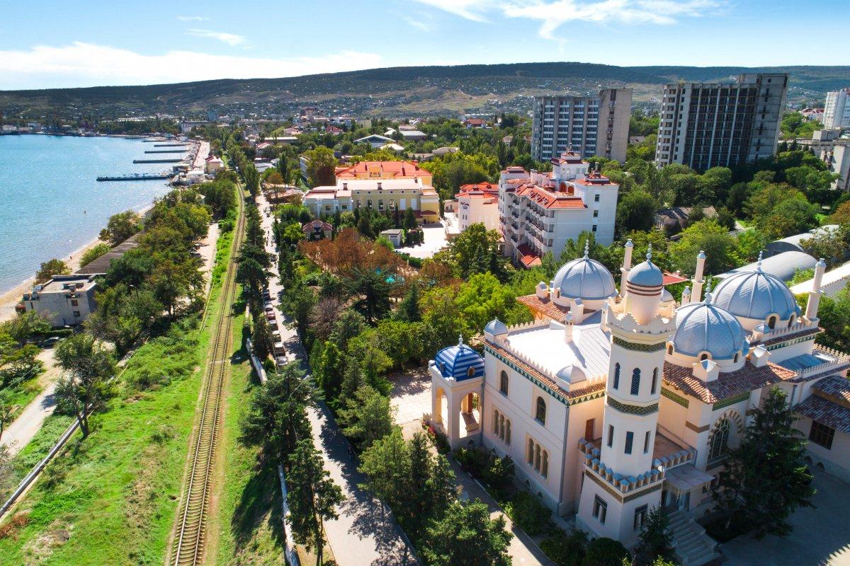 Крым Феодосия
