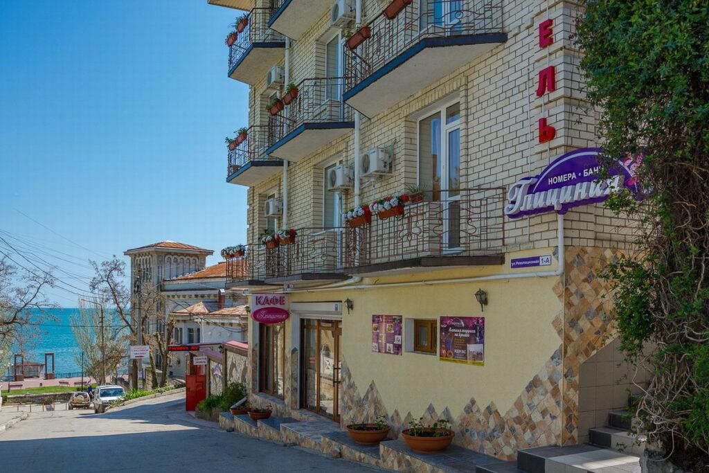 гостиница Глициния