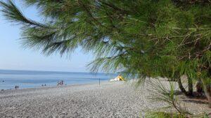 Пляж Лидзава